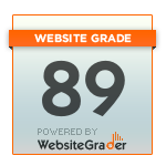 website grader badge